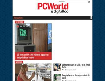 pcworldenespanol.com screenshot