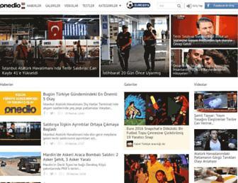 Thumbshot of Onedio.com