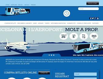 Thumbshot of Aerobusbcn.com