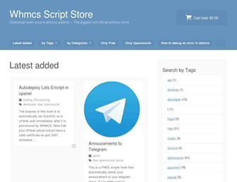 whmcs.altomarketing.com.ar screenshot