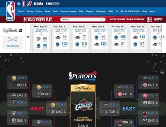 Thumbshot of Nbafinals.com