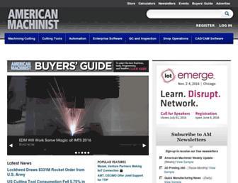 americanmachinist.com screenshot