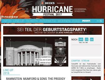 Thumbshot of Hurricane.de