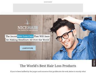 Thumbshot of Nicehair.org