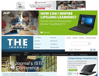 thejournal.com screenshot