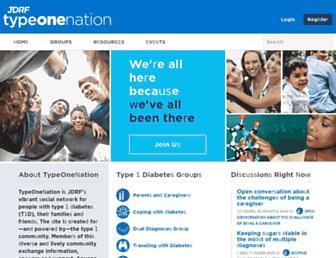 typeonenation.org screenshot