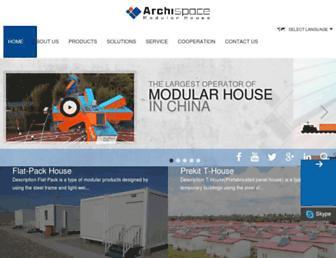 csarchispace.com screenshot