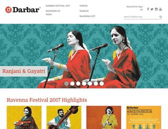 darbar.org screenshot