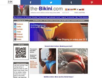 Thumbshot of The-bikini.com