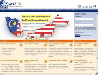 questnet.sg screenshot