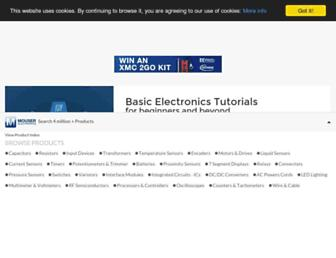 Thumbshot of Electronics-tutorials.ws
