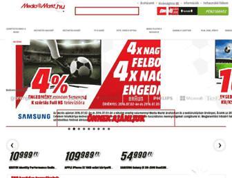 Thumbshot of Mediamarkt.hu