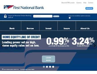 fnb-online.com screenshot