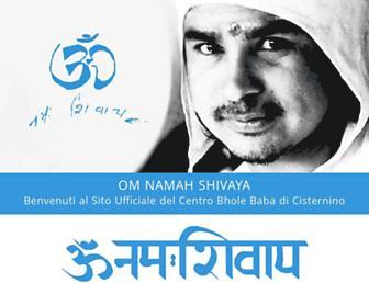 bholebaba.org screenshot