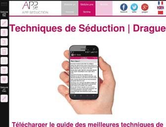app-seduction.com screenshot