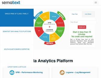 Thumbshot of Sematext.com