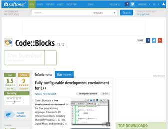 code-blocks.en.softonic.com screenshot
