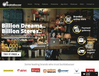 Thumbshot of Buildabazaar.com