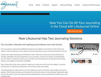 lifejournal.com screenshot