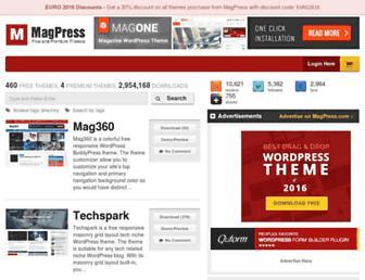 magpress.com screenshot