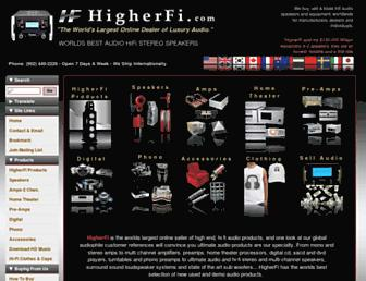 Thumbshot of Higherfi.com