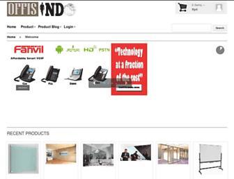 offisindo.com screenshot