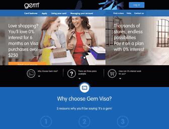 Thumbshot of Gemvisa.com.au
