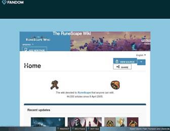 runescape.fandom.com screenshot