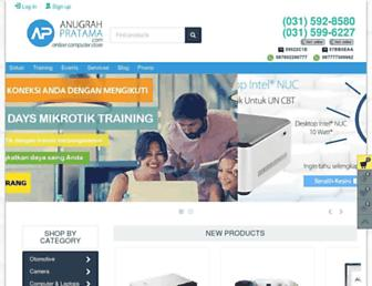 Thumbshot of Anugrahpratama.com