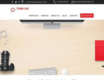 think360studio.com screenshot