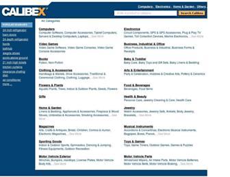 Thumbshot of Calibex.com