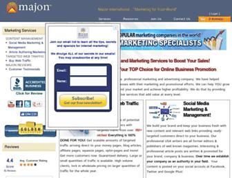 Thumbshot of Majon.com