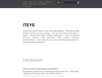 Main page screenshot of dsda.ru