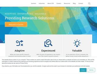cfrinc.net screenshot