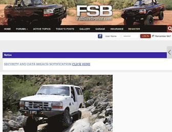 Thumbshot of Fullsizebronco.com