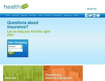healthedeals.com screenshot