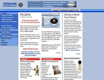 treasuresoftware.com screenshot