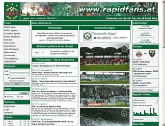 Thumbshot of Rapidfans.at