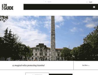 Thumbshot of Theguideistanbul.com