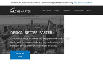 archsmarter.com screenshot