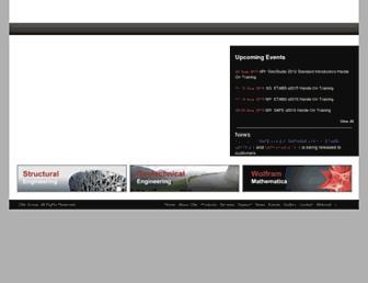 ottegroup.com screenshot