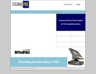 technicpos.com screenshot