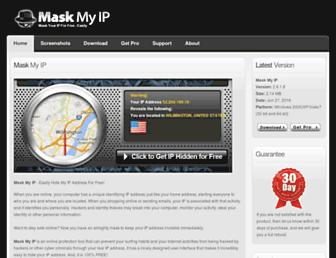 Thumbshot of Mask-myip.com