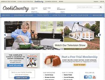 Thumbshot of Cookscountry.com