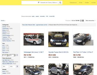 veiculos.mercadolivre.com.br screenshot
