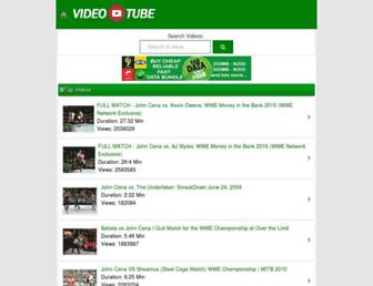 videotube.com.ng screenshot