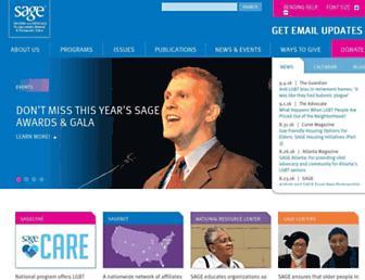 sageusa.org screenshot