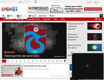 Thumbshot of Spor61.net