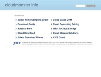 Thumbshot of Cloudmonster.info