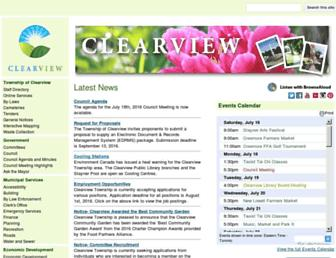 clearview.ca screenshot